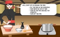 Play-keittio-interactive-sushi-cooking