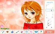 Anime-makeover-game-dengan-kyouko