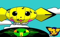 Jeu-action-survival-defend-the-pichu-blimp